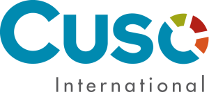 Cuso International Volunteers Retina Logo